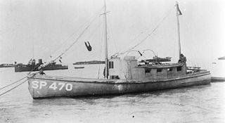 USS <i>St. Sebastian</i> (SP-470)