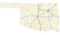 US 77 (Oklahoma) map.png