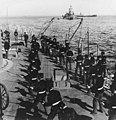US Battleship USS Iowa (BB-4) Crewmen Practice With Rifles.jpg