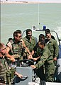US Navy 040810-N-7128D-003 The crew of Motor Vessel EDHA II are greeted by a coalition small boat crew.jpg