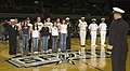 US Navy 061103-N-3750S-080 Delayed Entry Program (DEP) participants and Sailors from the Navy Recruiting Station, Killeen Texas (NRS), enlist and reenlist in the Navy by Capt. Ronald Sandoval.jpg
