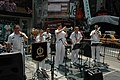 US Navy 090722-N-6525D-090 Members of the U.S. Navy Band Northeast and members of the Royal Australian Navy Band perform in Times Square.jpg