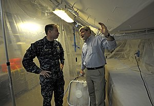 US Navy 120202-N-PO203-081 Office of Naval Research works on Noise-Induced Hearing Loss program.jpg