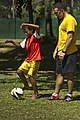 US service members join with Philippine National Football Team for a youth football clinic during Balikatan 2012 120420-F-MQ656-052.jpg