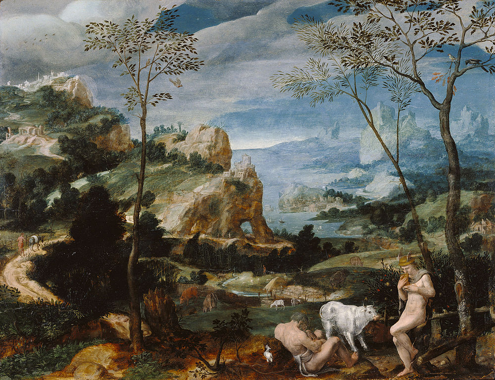Which Flemish Painter Made Oil Paintings Popular