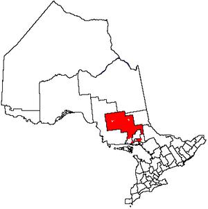 Unorganized North Sudbury District - Image: Unorg North Sudbury