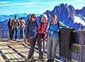 Up Aiguille du Midi - Jackie, Sanne & (10975756994).jpg