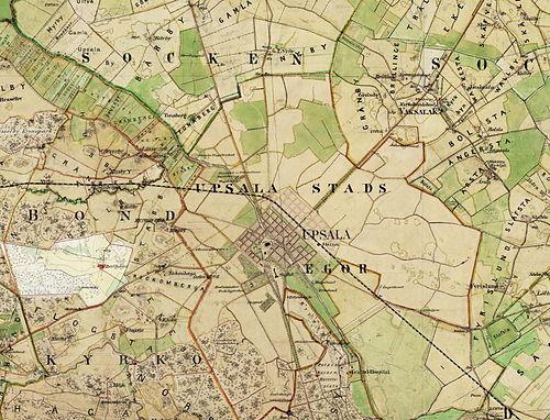 Kvinnokliniken Akademiska Sjukhuset Uppsala Karta.Uppsala Wikiwand