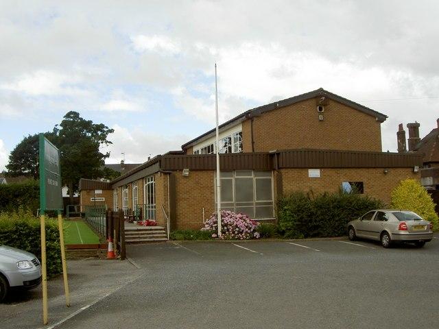 Upton Victory Hall - geograph.org.uk - 889653