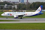 Ural Airlines, VP-BMT, Airbus A320-214 (17275762388) (2).jpg