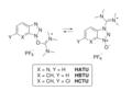 Uronium peptide coupling reagents HATU HBTU HCTU.png