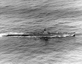 Image illustrative de l'article USS Tautog (SS-199)