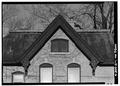 VERGEBOARD DETAIL, WEST SIDE - John Marx House, 108 Main Street, Menasha, Winnebago County, WI HABS WIS,70-MENA,1-6.tif