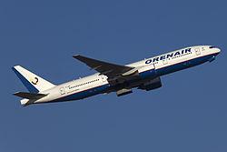 Orenair Boeing 777-200ER