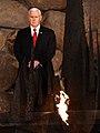 VP Mike Pence visits Yad Vashem Holocaust Museum (39152598294).jpg