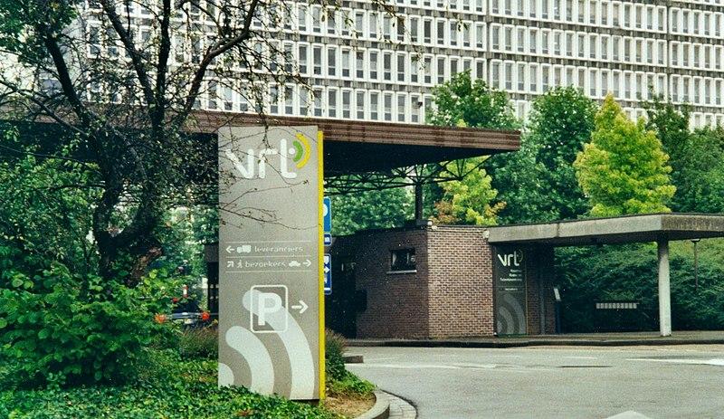 File:VRT headquarters in Brussels Redvers.jpg