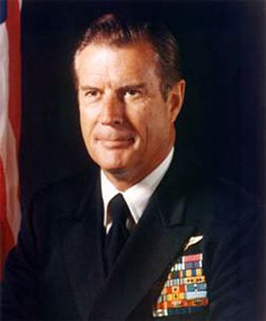 Director of the Defense Intelligence Agency - Image: Vadm depoix