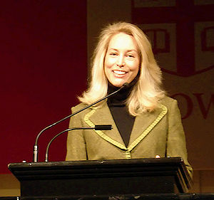Valerie Plame - Presenting a lecture on her book Fair Game, at Brown University, in Providence, Rhode Island, on December 4, 2007.