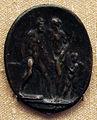 Valerio belli, nettuno, anfitrite e cupido, 1500-50 ca..JPG