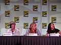 Vampire Diaries Panel at the 2011 Comic-Con International (5985233159).jpg