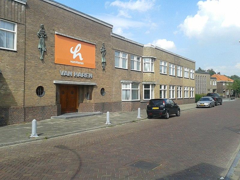 Waalwijk Fabrieksgebouw In nl Monument Rijksmonumenten 5Prw1PZq