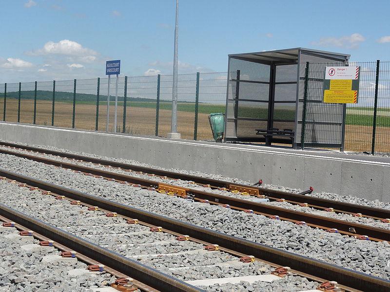 Variscourt (Aisne) gare d'Agilcourt-Variscourt
