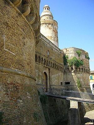 Abruzzo - Castello Caldora, Vasto