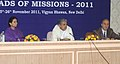 Vayalar Ravi addressing at the inauguration of the Conference of Head of Missions of GCC Countries and Jordan, Libya, Yemen, Malaysia & Maldives, in New Delhi. The Minister of State for External Affairs.jpg