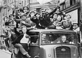 Ve Day Celebrations in London, 8 May 1945 HU41808.jpg