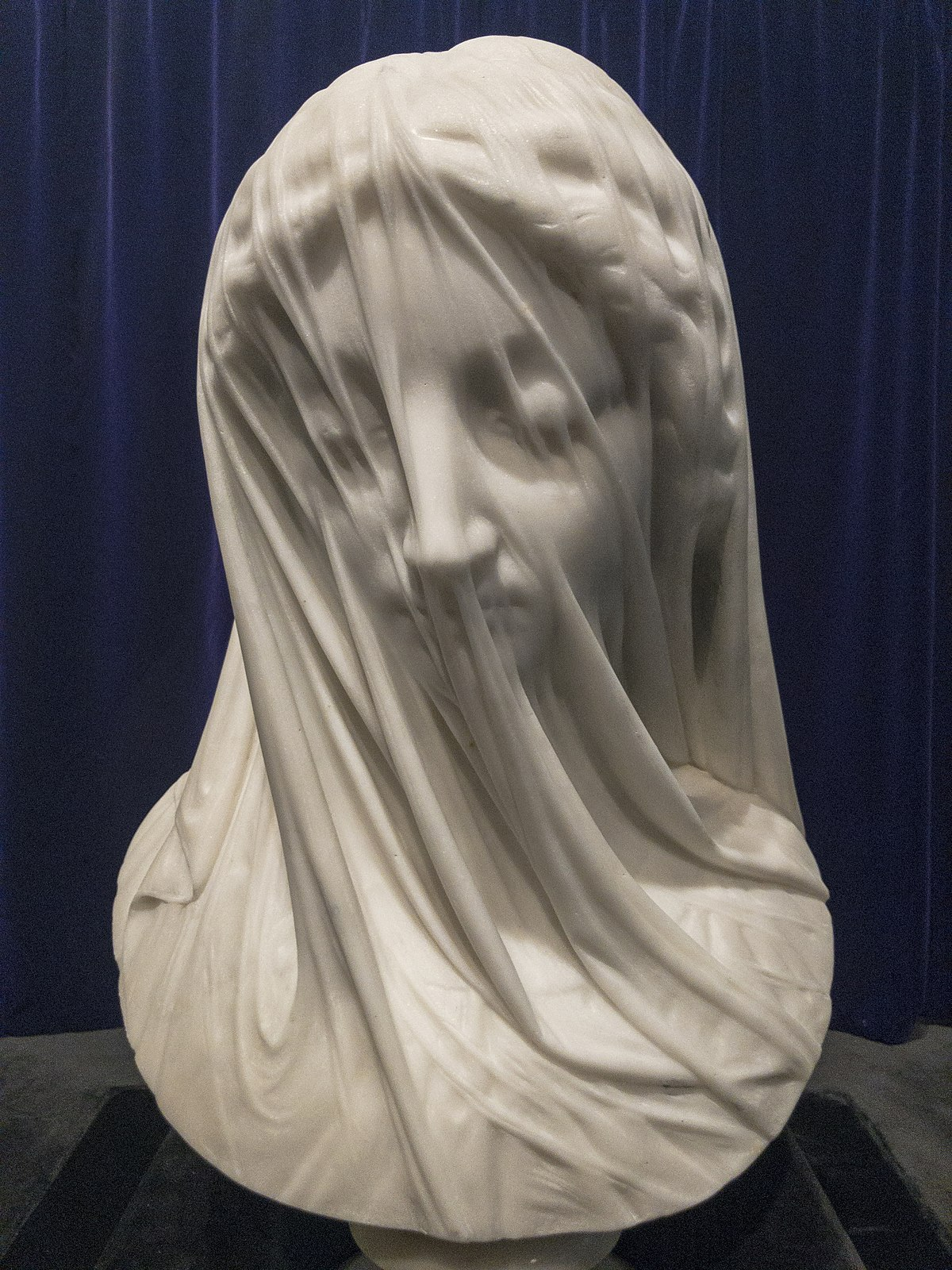 The Veiled Virgin Wikipedia