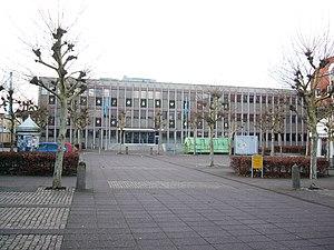 Vejen - Town hall of Vejen