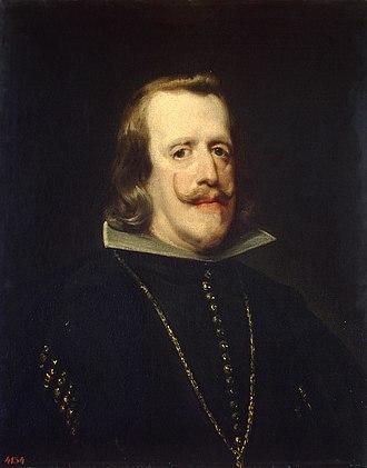 Anglo-Spanish War (1654–1660) - Philip IV