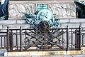 Venezia - Ettore Ferrari (1848-1929), Monumento a Vittorio Emanuele II (1887) - Foto Giovanni Dall'Orto, 12-Aug-2007 - 20.jpg