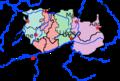 Verhelst 4 counties of Hesbaye in 870.png