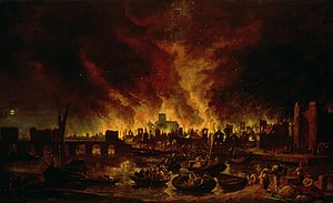 Cavalier Parliament - Great Fire of London.