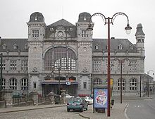 Verviers Central Train Station