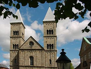 Viborg Municipality - Cathedral in Viborg, Denmark. ©2001 Hans Andersen.