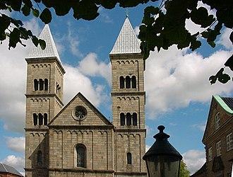 Viborg Municipality - Cathedral in Viborg, Denmark. ©2001 Hans Andersen.
