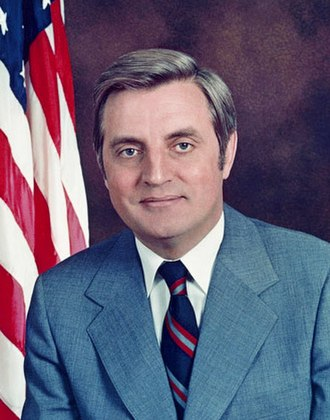 1984 United States presidential election in Colorado - Image: Vice President Mondale 1977 closeup