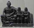 Victory Over Mara - Merjan - Gandhara - Indian Museum - Kolkata 2012-11-16 1934.JPG