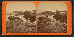 View at Beaver Bay, by Zimmerman, Charles A., 1844-1909.jpg