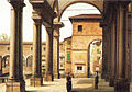 View of Ancient Florence by Fabio Borbottoni 1820-1902 (49).jpg