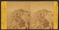 View of Pueblo cliff dwellings, by Brown, William Henry, 1928-.png