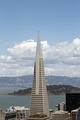 View of Transamerica Pyramid, San Francisco, California LCCN2013630494.tif