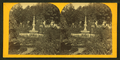 View of a garden with a fountain, from Robert N. Dennis collection of stereoscopic views.png