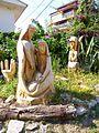 Vigo - Conjunto escultórico sacro junto a la Iglesia de Nuestra Señora de la Soledad.JPG