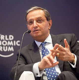Vikram Pandit Indian-born American banker