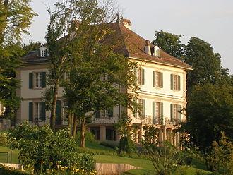 Villa Diodati - The Villa Diodati