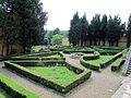 Villa schifanoia, giardino, prima terrazza 01.JPG