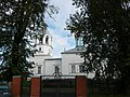 Village Romanova, Sretenskaya church. Perm Region. Сретенская церковь. Пермский край - panoramio.jpg